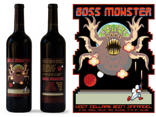Boss Monster Zinfandel