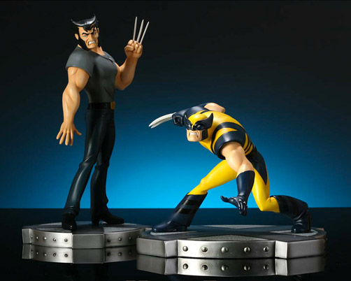Statues: Animated X-Men