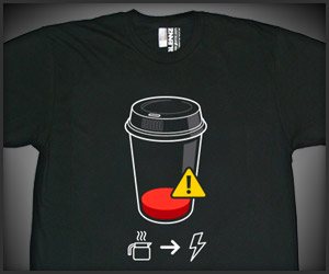 Refill Required Tee
