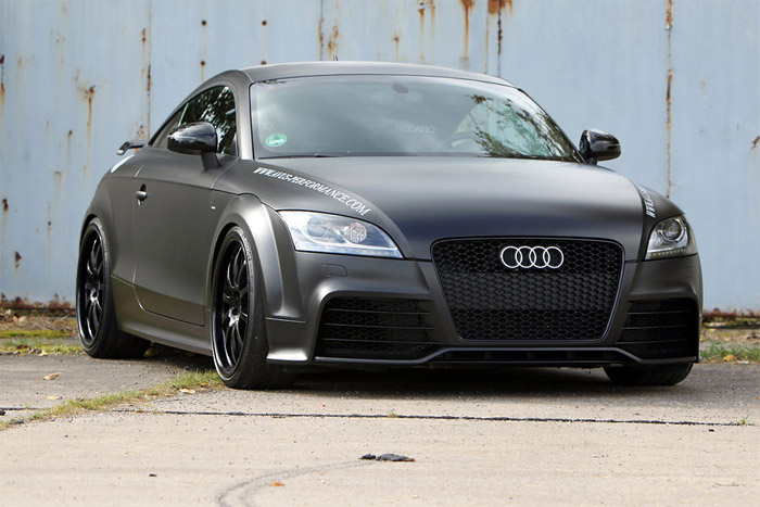 Avus Audi TT-RS