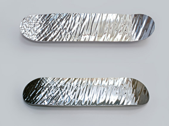 Mercury Ocean Skateboard