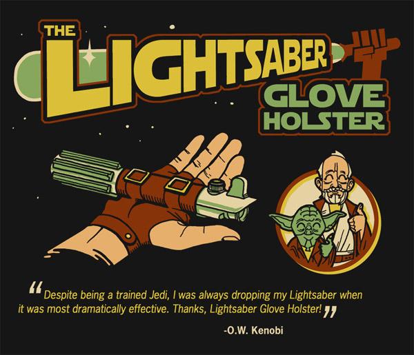 Glove Holster T-shirt
