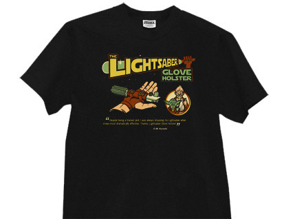 Glove Holster T-shirt