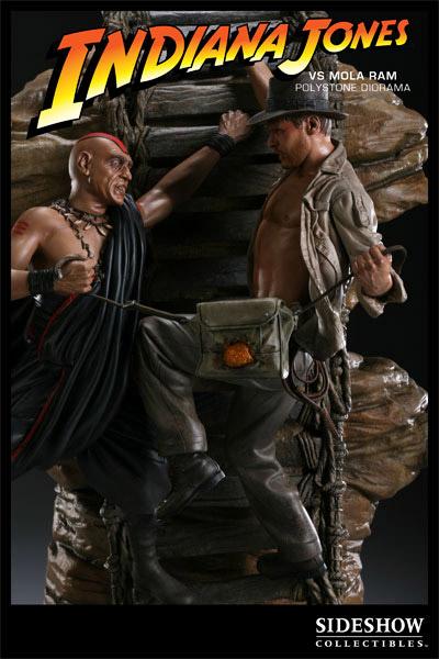 Indy vs. Mola Ram