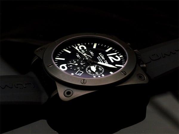 Lum-Tec Bull 45 Watch