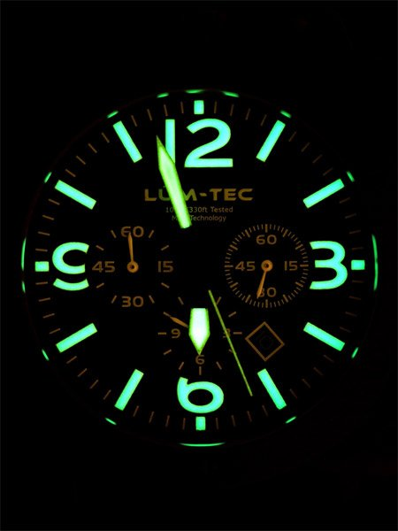Lum-Tec Bull 45 Watch