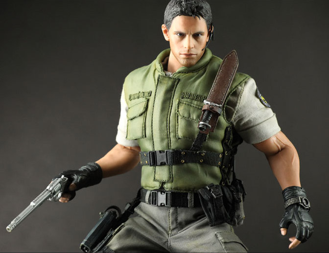 RE5 S.T.A.R.S. Figures