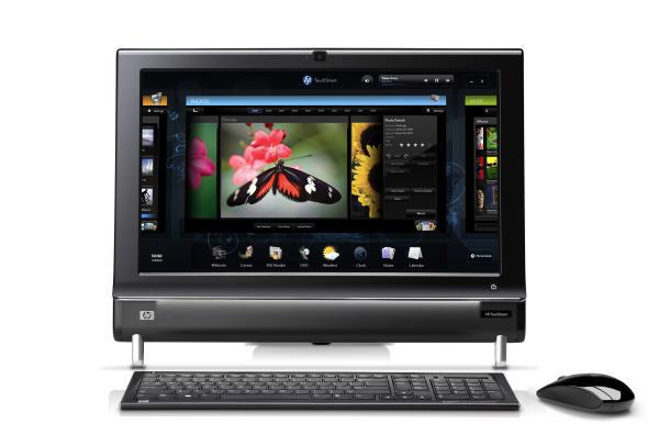 HP Touchsmart 300z/600t