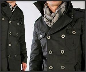 M7 Trench Jacket