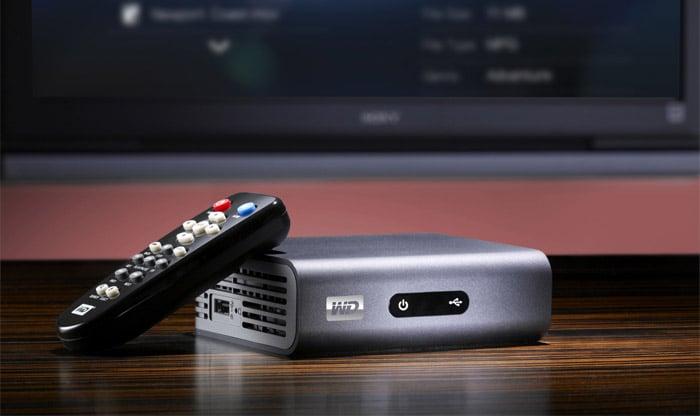 WD TV Live HD