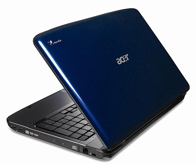 Acer 5738PG Multitouch