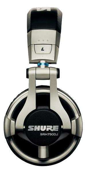 SRH750DJ Headphones