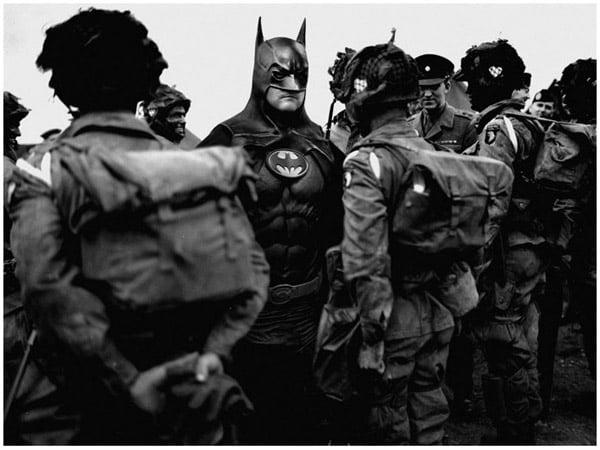 Superhero Photography