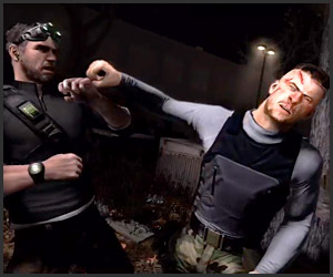 Walkthrough: Splinter Cell