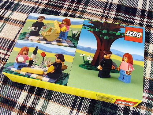 LEGO Engagement