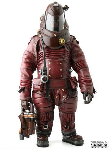 12″ Figure: Space Adam