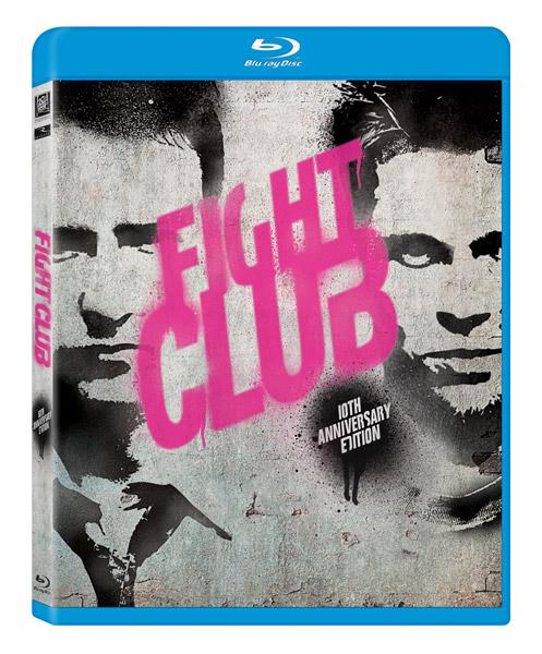 Blu-ray: Fight Club