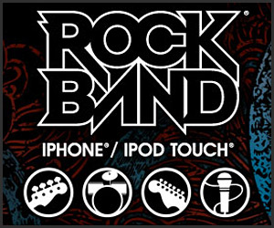 Rock Band: iPhone/iPod