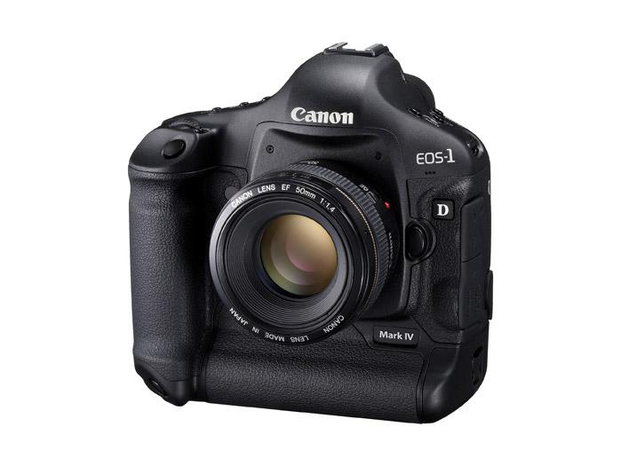 Canon EOS-1D Mk IV