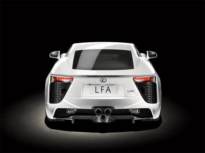 2011/2012 Lexus LFA