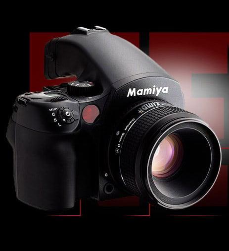 Mamiya DM22 DSLR