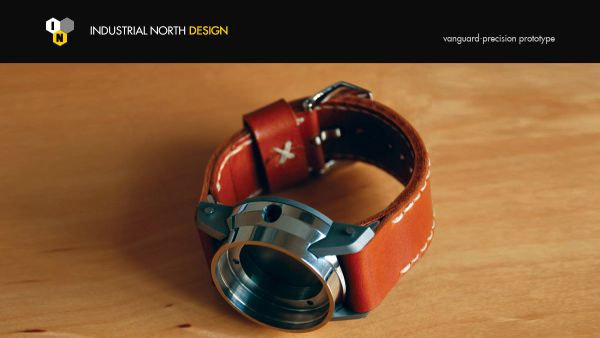 Industrial North Watches