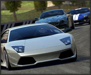 Launch: Forza Motorsport 3