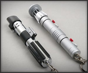 Lightsaber Laser Pointer