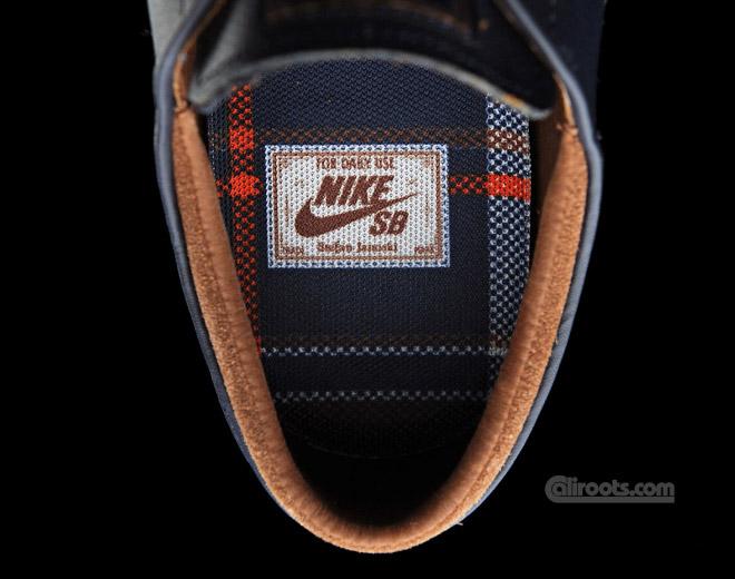 Nike Leather Janoskis