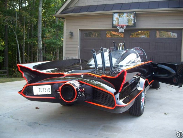 Replica Batmobile
