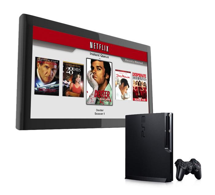 Netflix On PS3