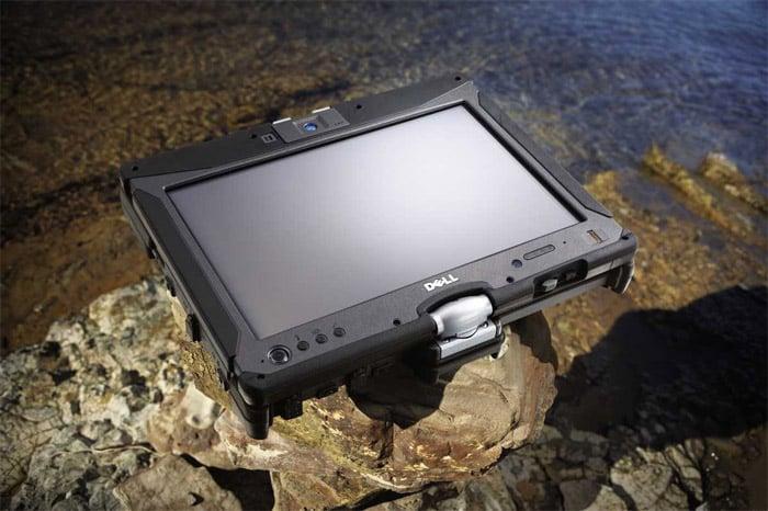 Dell XT2 XFR Tablet