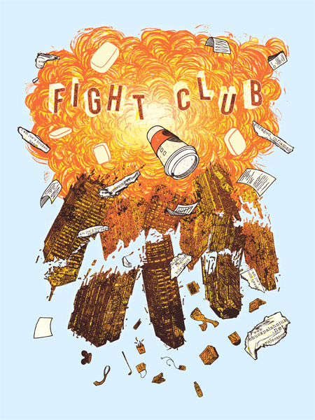 Official Fight Club T-shirt