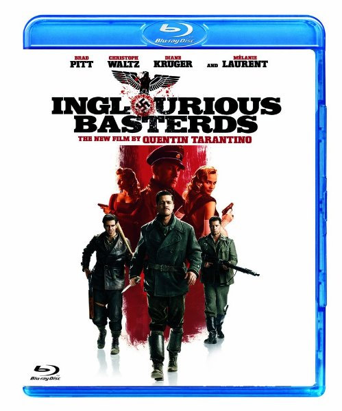 Blu-ray: Inglourious Basterds