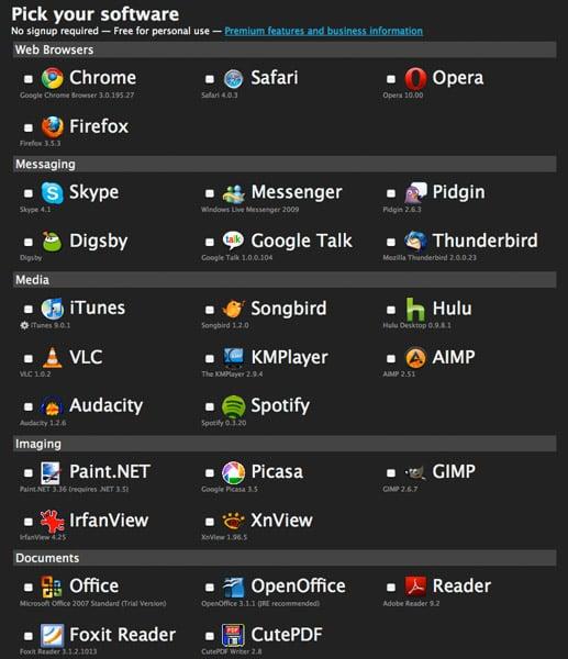 App Installer: Ninite