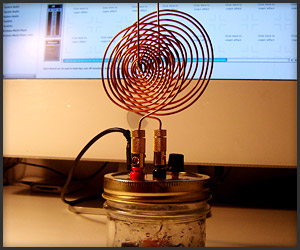 DIY: Tesla Spirit Radio