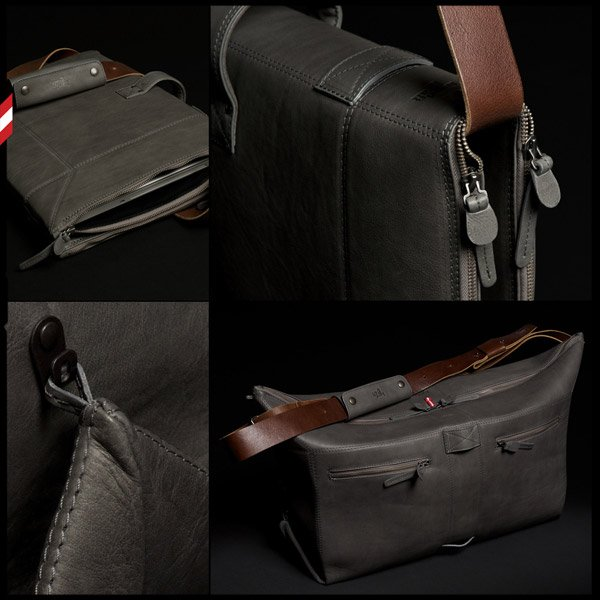3FOLD Leather Bag