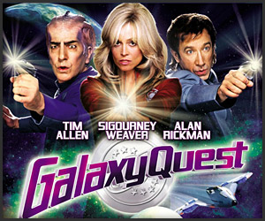 Blu-ray: Galaxy Quest