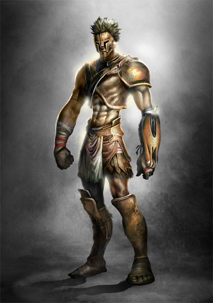 God of War III UE