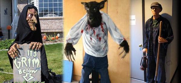 30 DIY Halloween Props