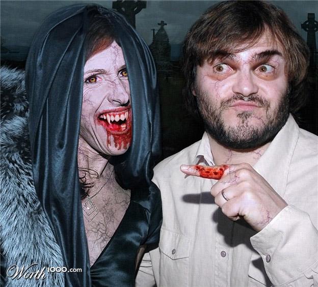 Art: Celebrity Vampires