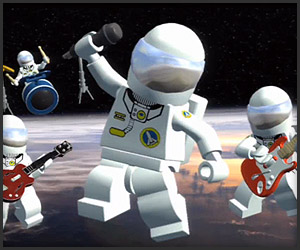 Launch: Lego Rock Band
