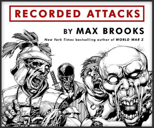 Zombie Recorded Attacks