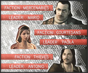 Factions: Assassin's Creed 2
