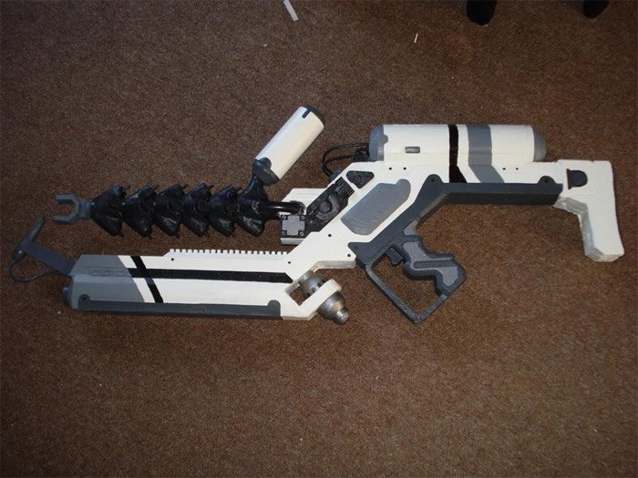 DIY: District 9 Gun