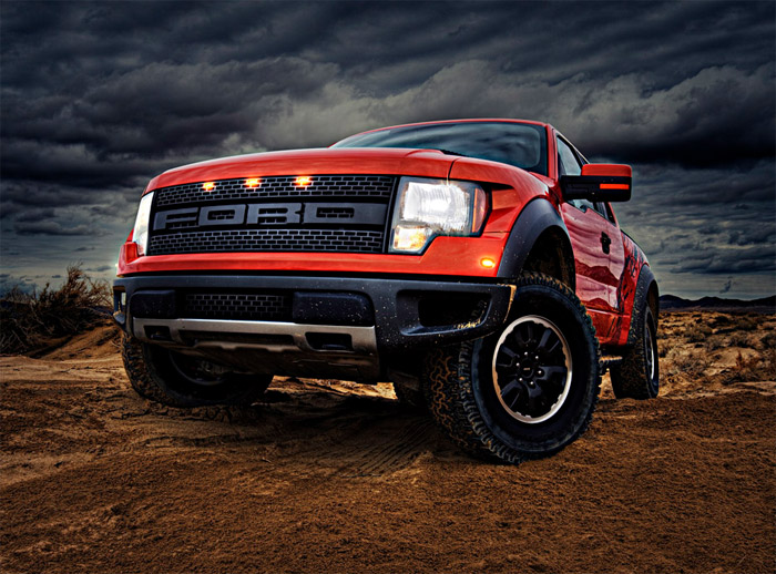 2010 Ford SVT Raptor 6.2