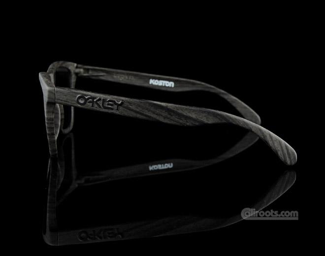 Oakley x Koston Frogskins