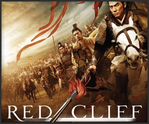 Giveaway: Red Cliff Poster