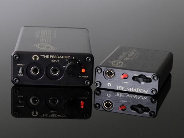 The Shadow Portable Amp