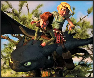 Trailer: Train Your Dragon